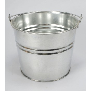 Bucket Galvanized 8qt